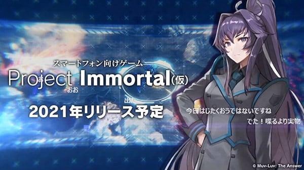 Muv-Luv: Project Immortal