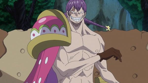 One Piece: Pirate Warriors 4 DLC character Charlotte Cracker