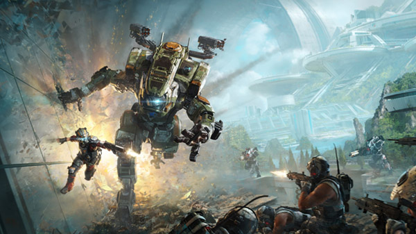 Respawn is not working on a new Titanfall right now