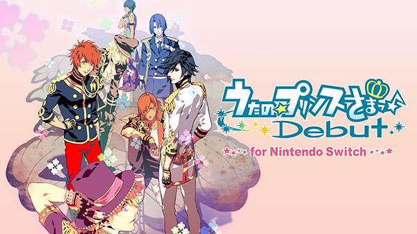 Uta no Prince-sama Debut for Nintendo Switch