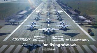 Ace Combat 25th Anniversary