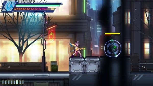 Azure Striker Gunvolt 3
