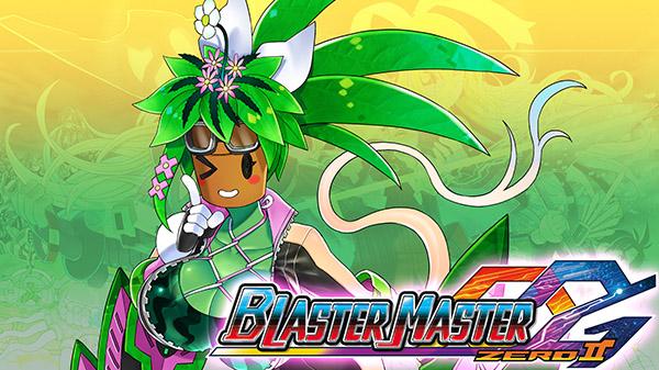Blaster Master Zero II