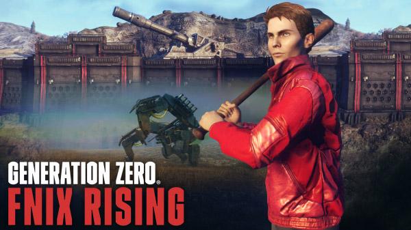 Generation Zero DLC 'FNIX Rising'