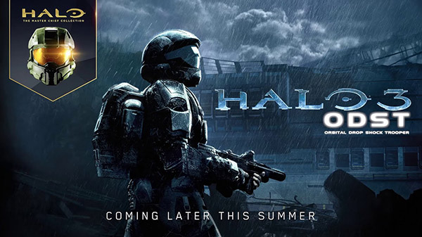 Halo: The Master Chief Collection adds Halo 3: ODST this summer