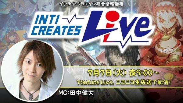 Inti Creates Live #12