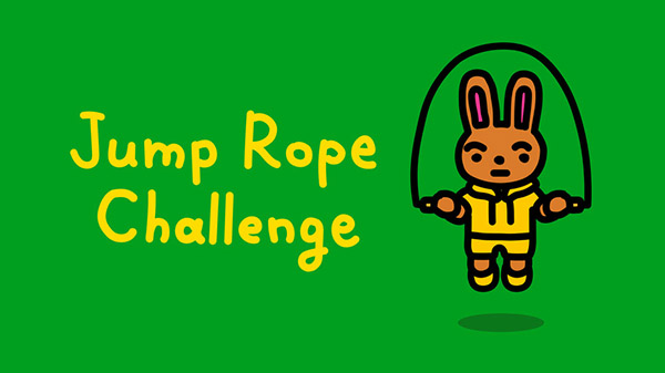 Nintendo releases free Nintendo Switch game 'Jump Rope Challenge'