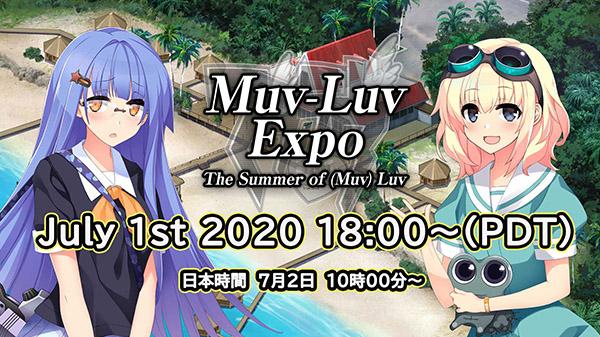 Muv-Luv Expo