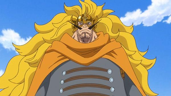 One Piece: Pirate Warriors 4 DLC character Vinsmoke Judge