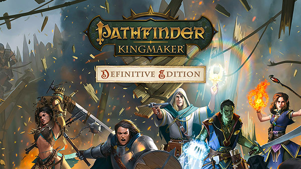 Resultado de imagem para Pathfinder: Kingmaker - Definitive Edition ps4