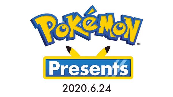 Pokemon Presents: June 24, 2020