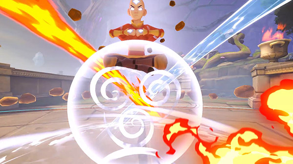 SMITE 'Avatar: The Last Airbender Battle Pass'
