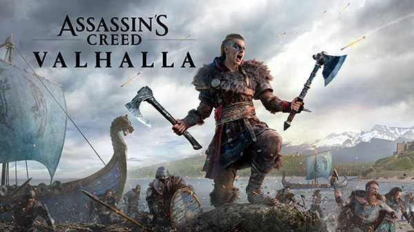 Assassin S Creed Valhalla Launches November 17 For Ps4 Xbox One