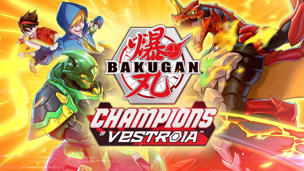 Become a Bakugan Brawling Champion