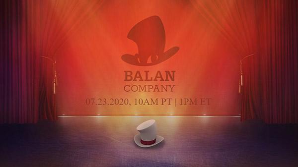 Balan Company Square Enix