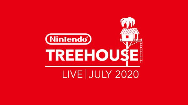 Nintendo Treehouse Live: July 10, 2020