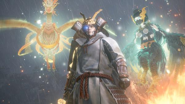 Nioh 2 DLC 'The Tengu's Disciple' gameplay - Gematsu