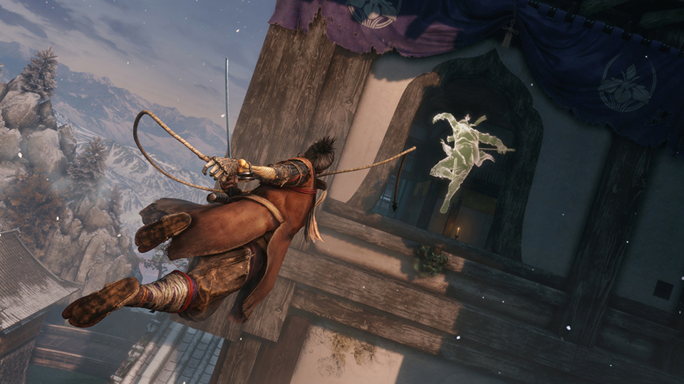 A Free Sekiro Update to Add Boss Flee, Original Outfits, and Remnants