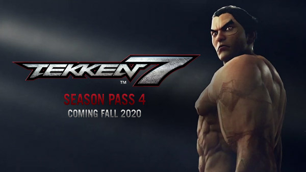 Tekken 7 Season Pass 4