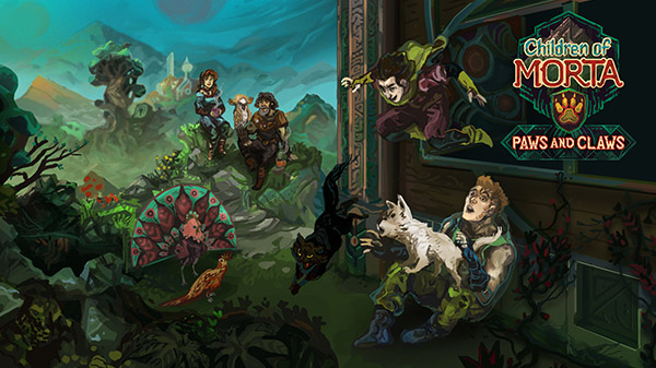 Children of Morta charity DLC 'Paws and Claws'