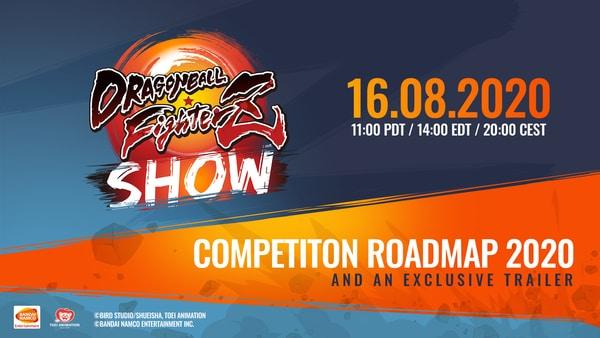 Dragon Ball FighterZ Show