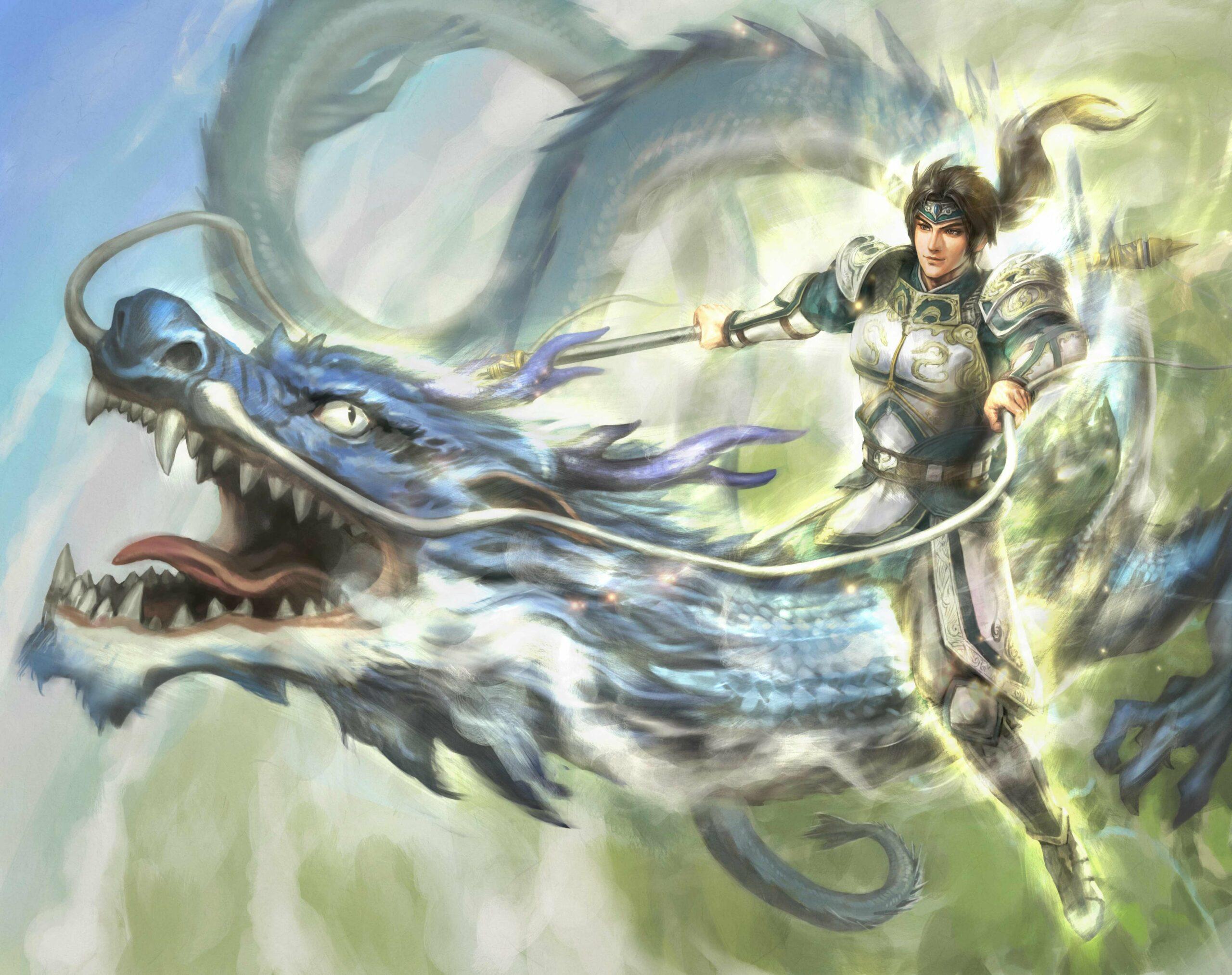 Dynasty Warriors 20th anniversary trailer, illustration