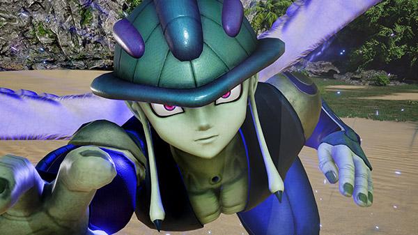 Jump Force DLC character Meruem