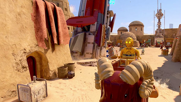 The First LEGO Star Wars: The Skywalker Saga Gameplay Footage Has Arrived