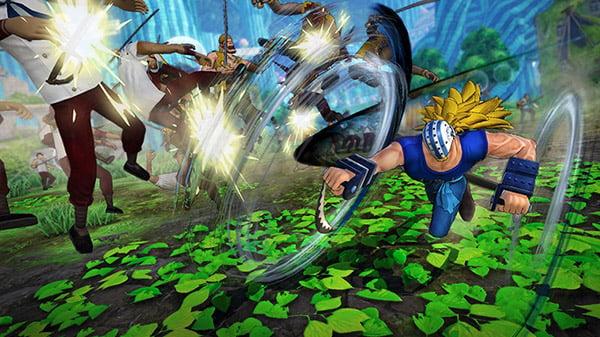 One Piece: Pirate Warriors 4 DLC character Killer