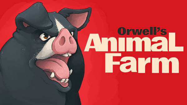 George Orwell's Animal Farm is being adapted into a video game