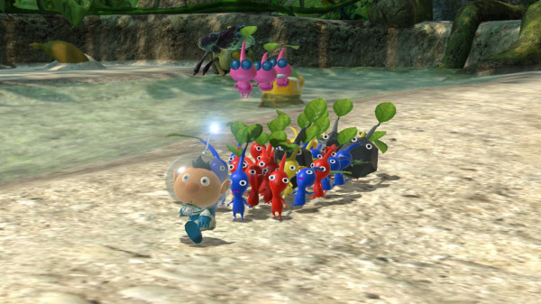 Pikmin 3 Deluxe Announced For Switch Gematsu