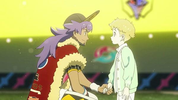Pokemon: Twilight Wings limited anime series – Episode 7: Sky