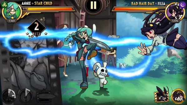 Skullgirls Mobile and 2nd Encore DLC character Annie