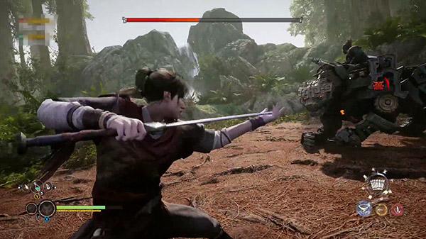 Xuan yuan sword vii gameplay