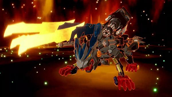 Zoids Wild: Infinity Blast
