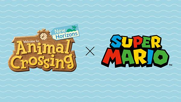 Animal Crossing: New Horizons x Super Mario