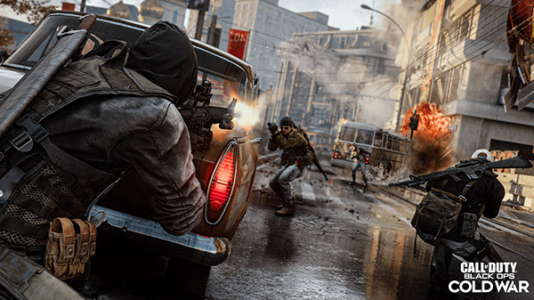 Call Of Duty Black Ops Cold War Multiplayer Revealed Beta Schedule Announced Gematsu