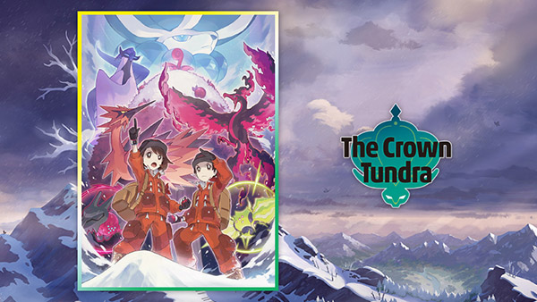 Pokemon Sword and Shield Expansion Pass Part 2: The Crown Tundra