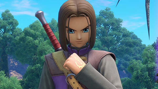 Dragon Quest XI S: Echoes of an Elusive Age – Definitive Edition TGS 2020 Online trailer; Dragon Quest XI shipments and digital sales top six million