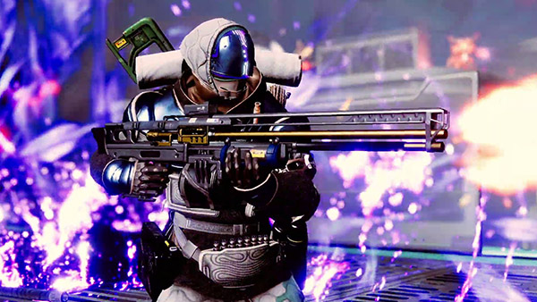 Destiny 2: Beyond Light 'Europa' trailer