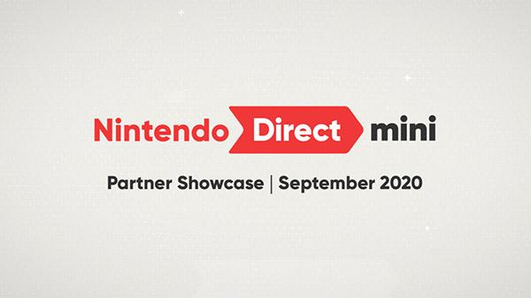 Nintendo Direct Mini: Partner Showcase set for September 17
