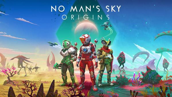 No Man's Sky 'Origins' update
