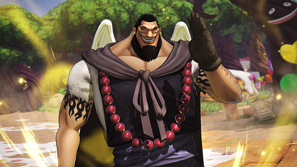 One Piece: Pirate Warriors 4 DLC character Urouge