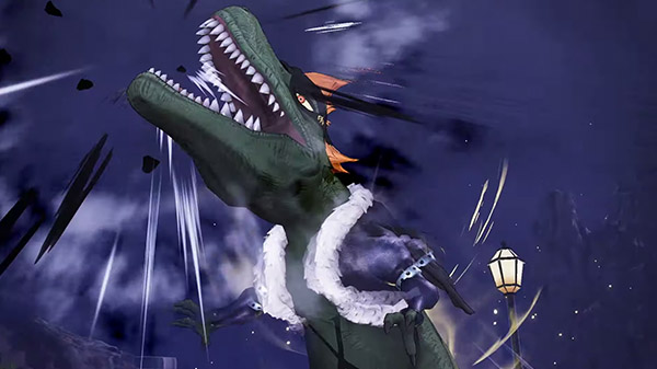 One Piece: Pirate Warriors 4 DLC character X Drake