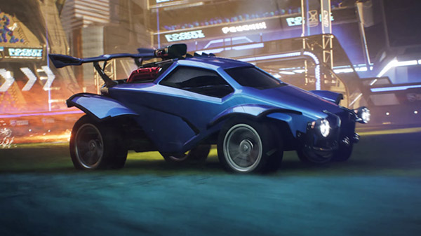 Rocket League Ditches Its Price Tag Next Week