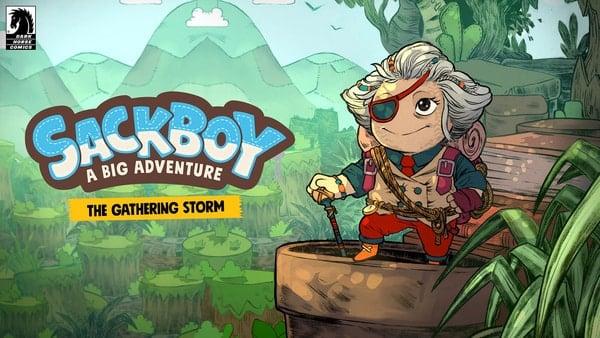 Sackboy's Big Adventure