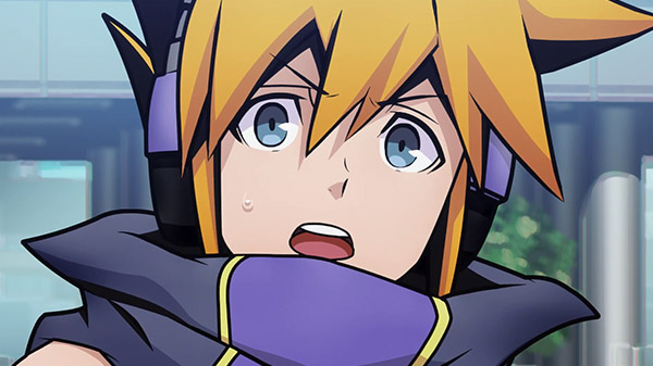 The World Ends with You The Animation