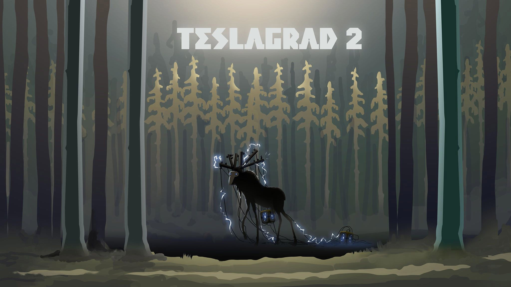 Teslagrad 2 announced thumbnail