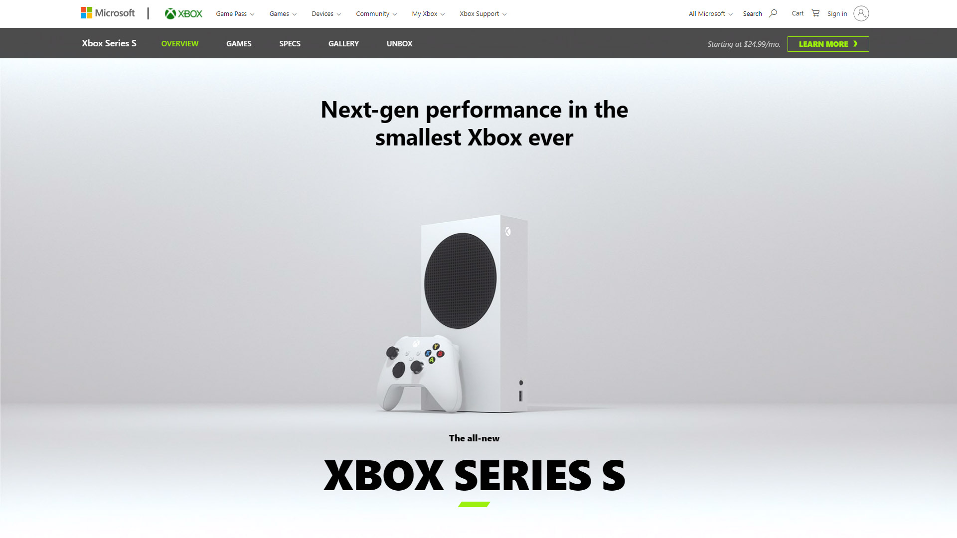 Xbox Series Page 09 14 20 002