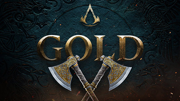 Assassin's Creed Valhalla has gone gold ahead of November launch